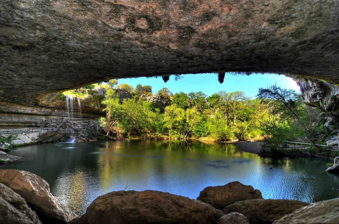 Top 5 Natural Swimming Holes In The Hill Country Ashley